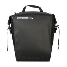 20L Bike Bicycle Rack Bag Cycling Panniers Waterproof PVC Rear Tail Trunk - intl