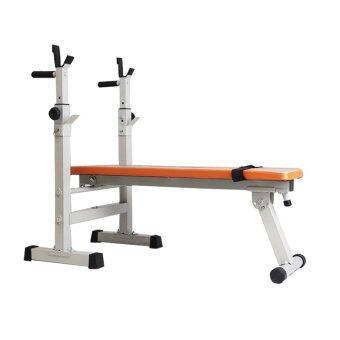 360 Ongsa Fitness ม้านอน รุ่น AND-6453B (สีส้ม/เทา)