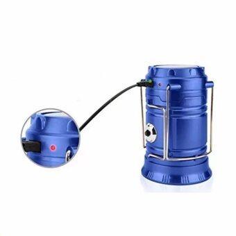 ตะเกียงพลังงานแสงอาทิตย์ 3IN1 รุ่น SH-5800T (สีฟ้า). 9 - 3