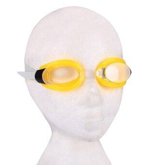 ซื้อ/ขาย 3PCS Set Training Swimming Goggles Adjustable Adult Racing Competition - intl