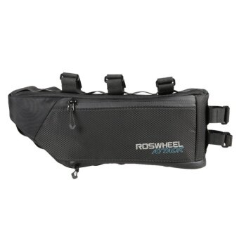 4L Large Capacity Bicycle MTB Waterproof Triangle Front Bag - intl