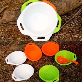 6 Bowls 1 Spoon
