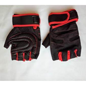 ซื้อ/ขาย ถุงมือยกน้ำหนัก ถุงมือฟิตเนส เกรดA ผ้านุ่ม