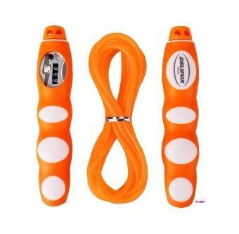 ซื้อ/ขาย a*bloom เชือกกระโดด แบบนับจำนวนครั้งได้ Jump Rope with Counter Handle รุ่น F4105 - สีส้ม