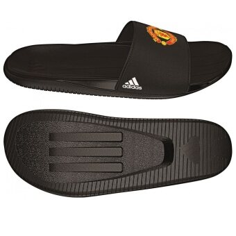 ADIDAS รองเท้าแตะ แมนยู อาดิดาส Sandal MUFC Slide AQ3794 (890) ลิขสิทธิ์แท้อาดิดาส