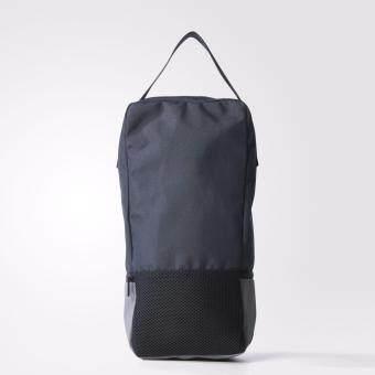 Adidas กระเป๋า ใส่รองเท้า อดิดาส Shoe Bag MUFC BR7019 GRY (590)