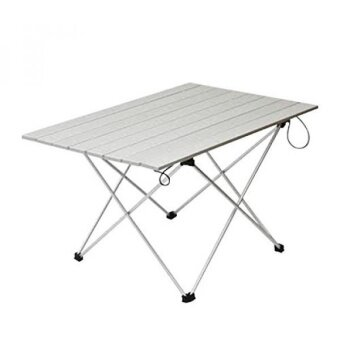 AZCAMP Folding Table with