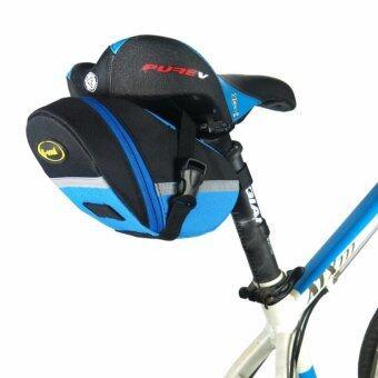 กระเป๋าใต้อานจักรยาน B-Soul (กันน้ำ)