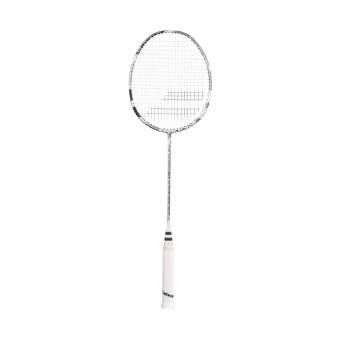 ราคา Babolat Badminton Racket Satelite 6.5 Power ( Black/White )