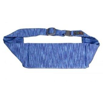 BANDI Unisex Secure Running Belt with Adjustable Straps Classic Pocket B01JRKUF7G - intl