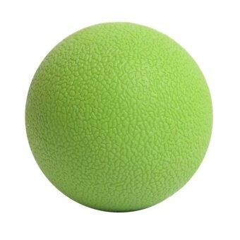 ราคา BEGINS ลูกบอลนวด คลายกล้ามเนื้อ TPE Massage Ball (สีเขียว)