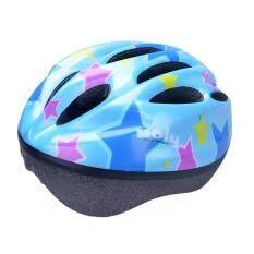 Bikes Helmets หมวกจักรายาน รุ่นv105 Blue