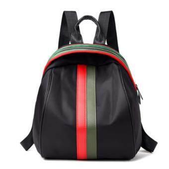 Bingo fashion กระเป๋าเป้สะพายหลัง  กระเป๋าสะพายหลังผู้หญิง backpack women (black)