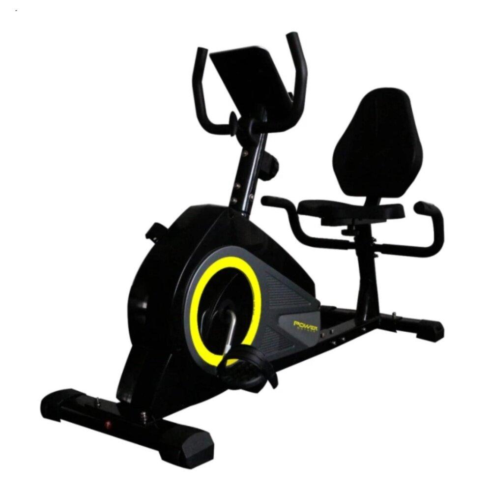 ซ่อม Bodygrand จักรยานนั่งปั่น เอนปั่น นอนปั่น จักรยานออกกำลังกาย Exercise Recumbent Bike จักรยานเอนปั่น รุ่น Reactor 335L (สีดำ)