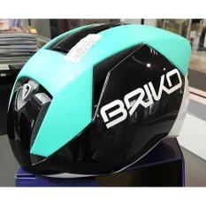 BRIKO GASS หมวกันน็อคจักรยาน size M