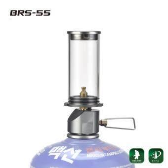 BRS-55 Dreamlike โคมไฟ Outdoor Camping Light แก๊ส แสง Camping เต็นท์ Gas Lamp โคมไฟและโคมไฟ