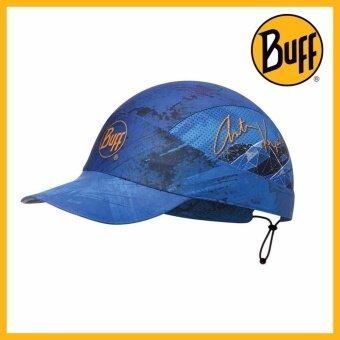 Buff Pack Run Cap หมวกวิ่ง บัฟของแท้ Anton Blue Ink