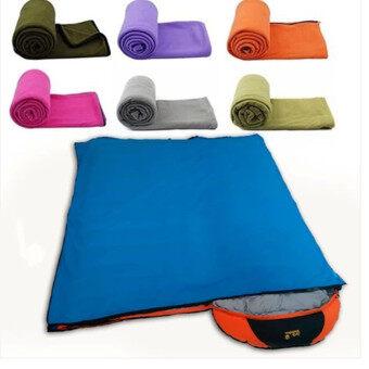 BYL ขนแกะนอนกระเป๋า outdoor ข้นนอนกระเป๋า