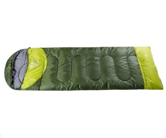 Camel Outdoor Camping Thicker Double Person Travel Ultra-light Warm Adult Sleeping Bag 1.35KG (Armygreen) - intl
