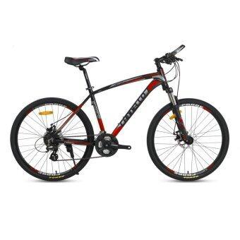 2561 CANNELLO จักรยานเสือภูเขา Cannello Vento 2.4 (ดำแดง)