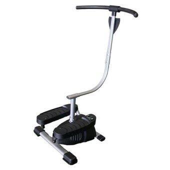 Cardio Twister Plus เครื่องออกกำลังกาย (สีดำ/เทา)