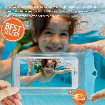 โทรศัพท์มือถือ กระเป๋ากันน้ำ Cellphones Waterproof Bags กระเป๋ากีฬาFor กีฬาและกิจกรรมกลางแจ้ง