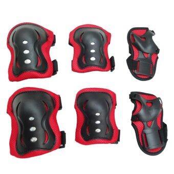ซื้อ/ขาย CMA อุปกรณ์ป้องกันการล้ม สำหรับเด็ก สนับเข่า/มือ/ข้อศอก 6 ชิ้น CM-880
