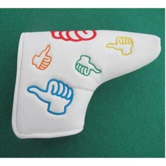 ราคา COVER PUTTER STUDIO FINGER WHITE COLOR