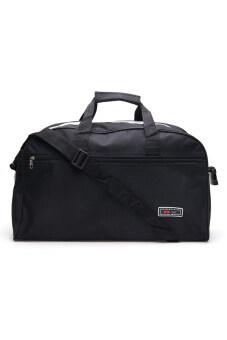 DM กระเป๋ากีฬา - สีดำ