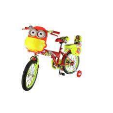 Ecoline จักรยานเด็ก ลายการ์ตูน ล้อ 16 นิ้ว