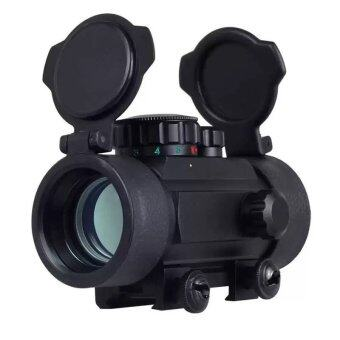 EGC New arrival Infrared sights 1x30mm Red/Green Dot Sight Scopefor outdoor adventure hunting scopes- INTL