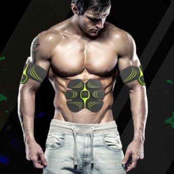 EMS Leg Arm Muscle Training Gear Body Fitness Arm Exerciser MuscleTraining Tool - intl
