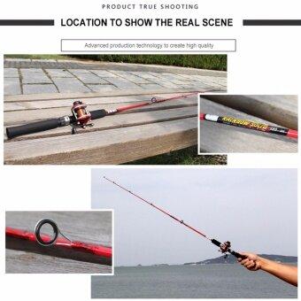 ERA Solid High Carbon Fiber Fishing Rod Pole Fishing Accessories 150cm - intl - 4