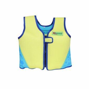 เสื้อชูชีพสำหรับฝึกว่ายน้ำสำหรับเด็ก 2-8 ปี ส่วนสูง 95-128cm