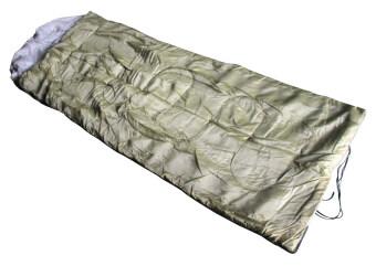 Field and Camping สนามเดินป่า ถุงนอน Pigeon ขนาด 215x75 ซม. (สีเขียว)