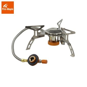 Fire Maple Portable Split Burner 2600W Outdoor Water Coffee TeaMeal Cooking Gas Stove Camping Equipment FMS-105 - intl