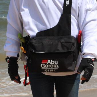 กระเป๋าตกปลา ABU GARCIA เอวกระเป๋าตกปลากระเป๋าตกปลากระเป๋าถือ กระเป๋าตกปลา Fly Lure ผ้ากันน้ำกระเป๋า (...)