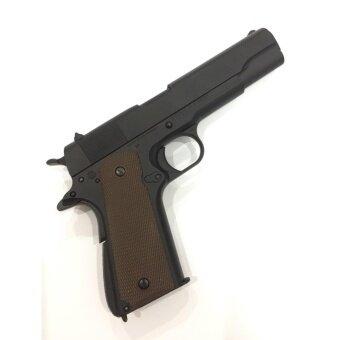 ปืนอัดแก๊ส GDM1911A1 สีดำ