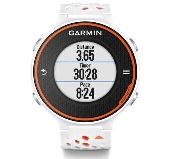 Garmin Forerunner 620 GPSSport Watch (White/Orange)