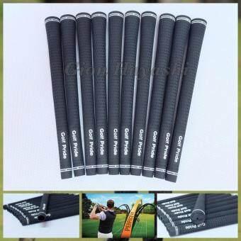 2561 Gion กริบไม้กอล์ฟ Golf Grip - สีดำ (10ชิ้น)