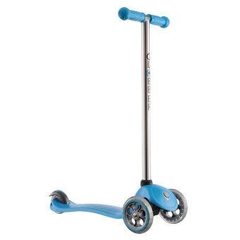 Globber Scooter รุ่น My Free Fixed (สีฟ้า)