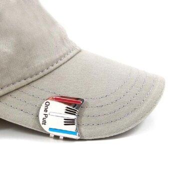 Golf Ball Marker Magnetic Hat Clip - intl - 5