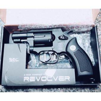 GunHeaven M36 SmithWesson สีดำ