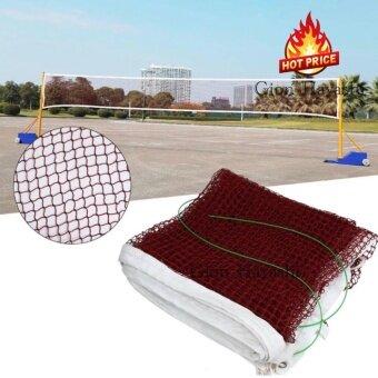 Hayashi - เน็ตแบดมินตัน Badminton nets (สีแดง)