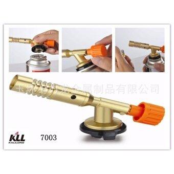 ราคา หัวพ่นแก๊ส หัวพ่นไฟงานเชื่อมหัวทองเหลืองแบบHEAVY DUTY KLL-7003