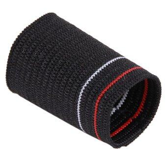 HengSong Nylon Protect Finger Case Knitting Basketball Cover Black (image 3)