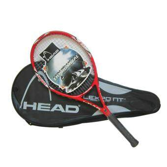 High Quality Carbon Fiber Tennis Racket Racquets Equipped with BagTennis - intl