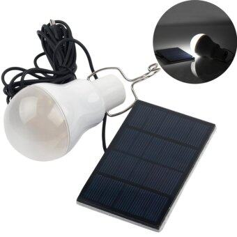 High Quality Portable Solar Power LED Bulb Lamp Outdoor LightingCamp Tent Fishing Light AP