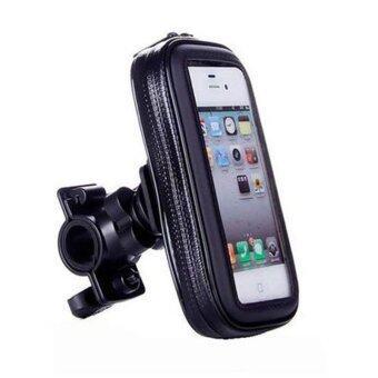 โทรศัพท์รถจักรยานยนต์เจ้าของเคสกันน้ำจักรยานสำหรับ iPhone 5/5s/6/6s Plus แม่งโทรศัพท์สำหรับ Samsung HTC HUAWEI XIAOMI กลางขนาด (3.0 ที่ 12.19ซม)
