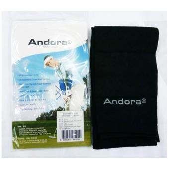 Andora ปลอกแขน ป้องกันแสงแดด UV-A 99.6% และUV-B 99.4% free size